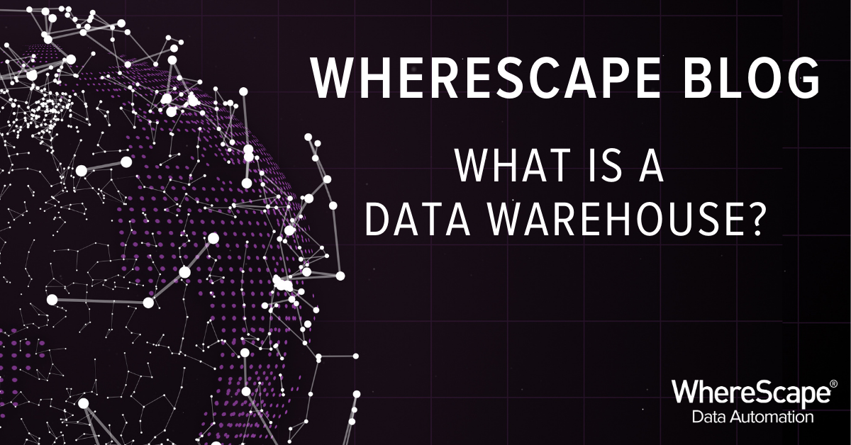 What Is A Data Warehouse 2